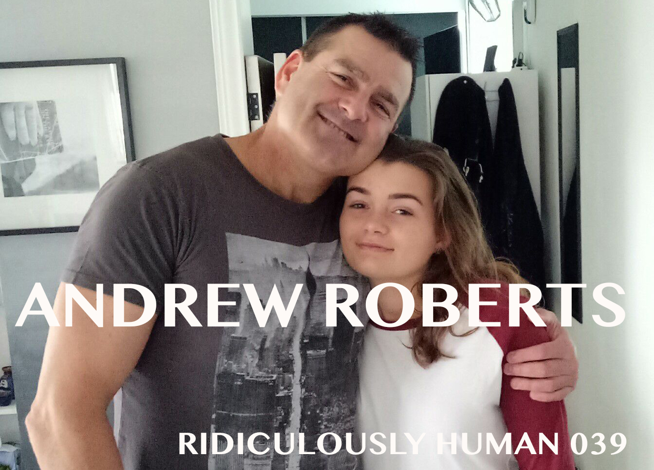Andrew Roberts - Domestic Violence Victim