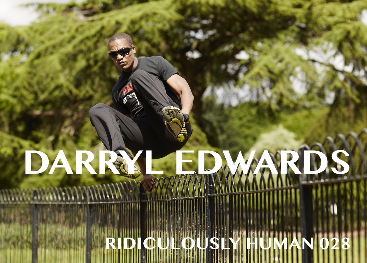 Darryl Edwards - Primal Play and The Fitness Explorer