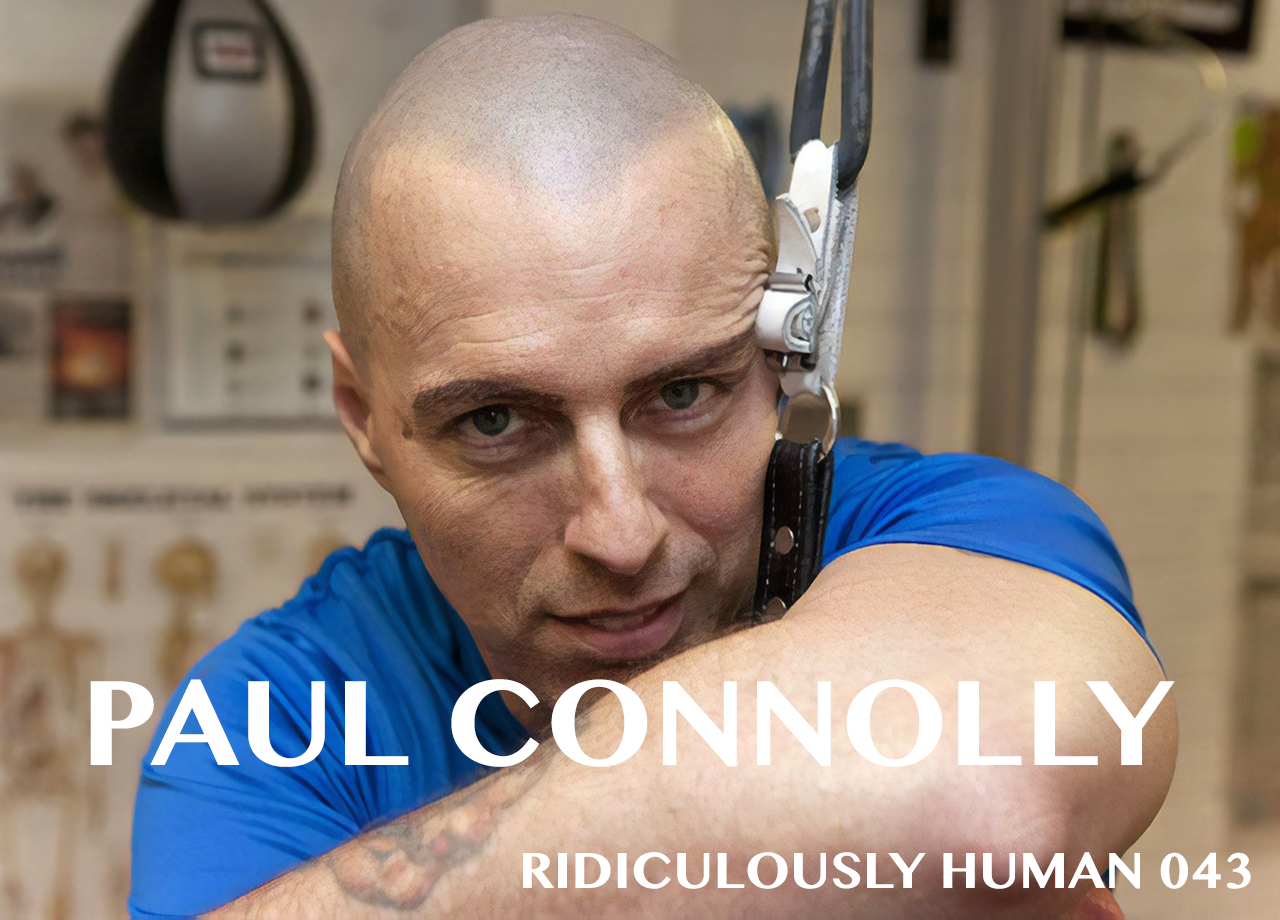 Paul Connolly - Child Abuse Victim