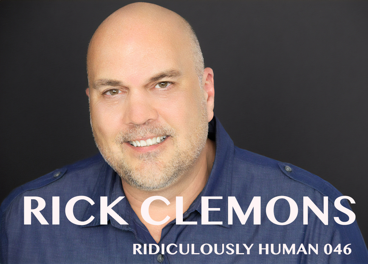 Rick Clemons - Host of Life (Un)closeted Podcast and Bold Move Expert