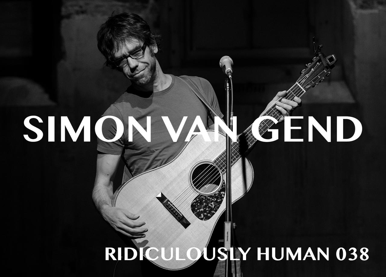 Simon Van Gend - Muscian