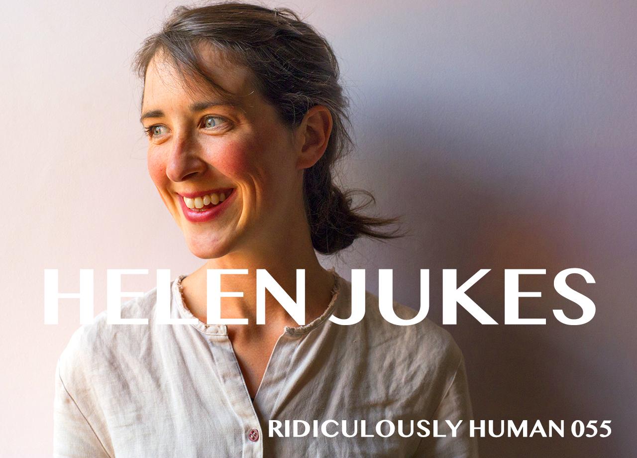 Helen Jukes - Bees. Honey. Author of A Honey Bee Heart Has Five Openings