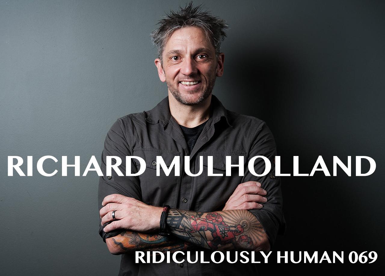 Richard Mulholland - Talk Drawer and HumanWrit.es