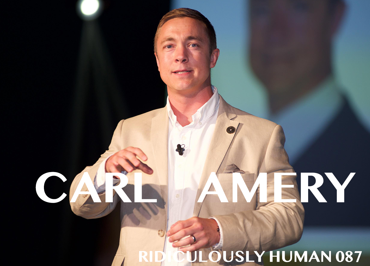 Carl Amery, Former Sergeant Major and Combat Engineer, Coach, Director of Sales at Clients in Abundance