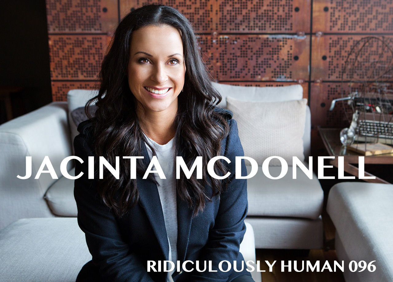Jacinta McDonell, co-founder of Anytime Fitness Australia, Founder of The Human Kind Project and W1ll Yoga and Meditation Studio