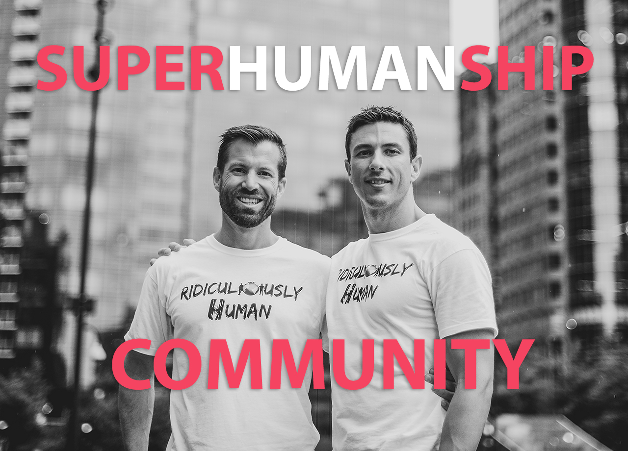 Superhumanship#12 - Community and Mortality - For New Age Micro-Leaders and Micro-Influencers