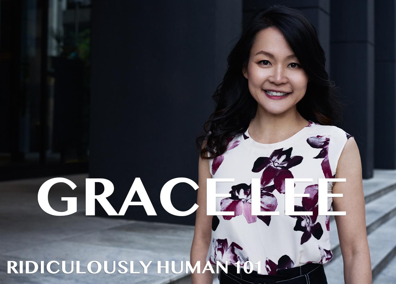 Grace Lee, Neuroscientist, Behaviour Expert, Change Evangelist, Social Entrepreneur and Founder of Mastery Insights