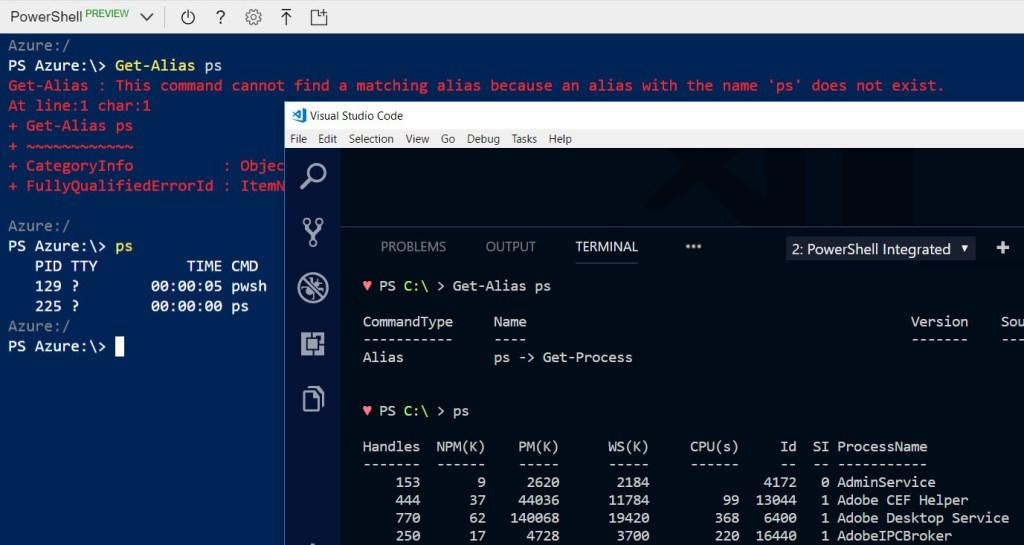 Azure Cloud Shell on Linux Containers - RidiCurious com