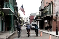 """Day off cruising the French Quarter of the """"Big Easy"""". This is an incredible place. Live music in every bar and craziness all around. New Orleans, LA, USA"""
