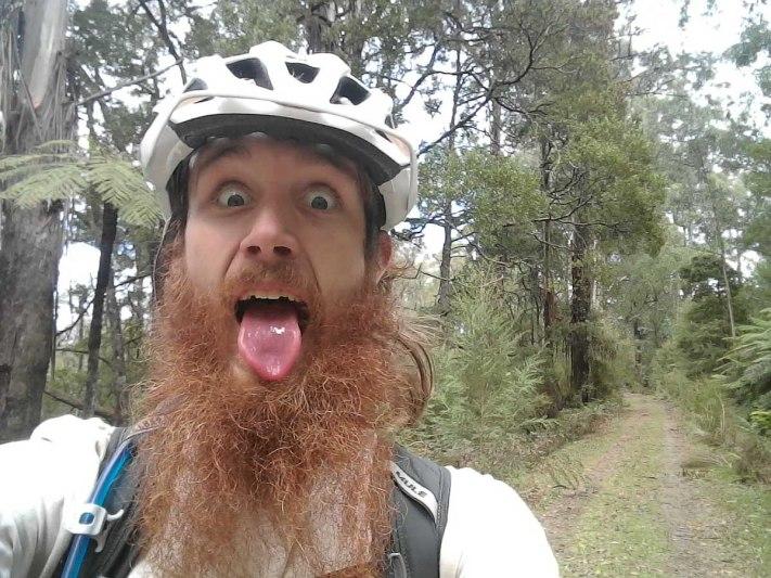 Crazy People Ride Bikes
