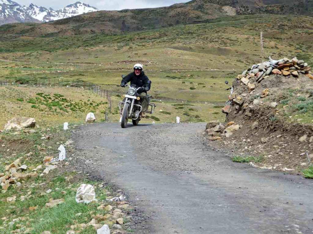Nirmal-ride-bike