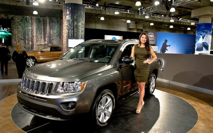 Jeep Grand Cherokee on Ridin'Girls Blog