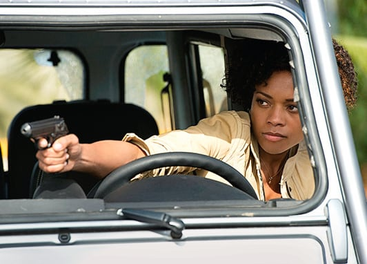 Naomie Harris on Ridin'GirlsBlog
