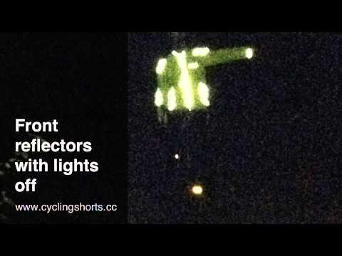 Cycling Shorts Test Visijax
