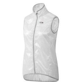 Louis Garneau Super Lite Vest – Women's Peggy White/Gray, L