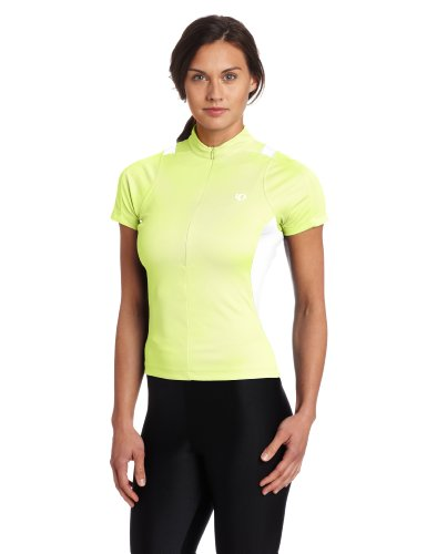Pearl Izumi Women's Select Jersey, Yellow, Large