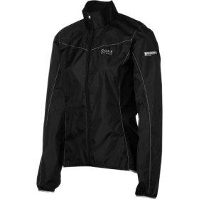Gore Bike Wear Women's Alp-X Active Shell Light Lady Jacket, Black/White, Medium