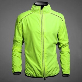 Wonderful Sports Outdoor Cycling Wind Rain Coat Long Sleeve Jacket Jersey