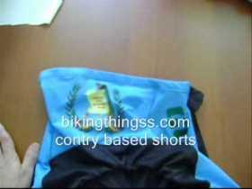 guatemala bike shorts, cycling shorts guatemala, central america