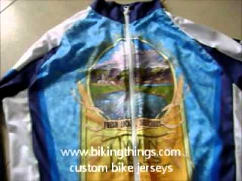 twin lakes brewery bike jerseys, beer bike jerseys, custom beer cycling shirts.wmv