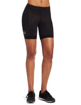 Pearl Izumi Women's Select Tri Shorts (Black, Medium)