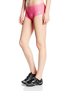 Baleaf Women's 3D Padded Bicycle Cycling Underwear Shorts (Pink 2, XXL)