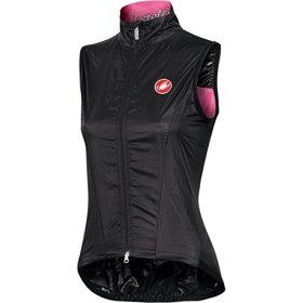 Castelli Leggera Women's Vest Black, S