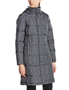 The North Face Women's Metropolis Parka (Large, Graphite Grey Heather)