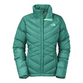 The North Face Aconcagua Jacket Womens Fanfare Green xs