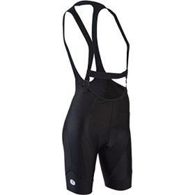 Sugoi Women's RS Pro Bib Shorts, Black, Medium