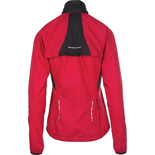 Pearl Izumi – Ride Women's Elite Barrier Convert Jacket, Large, Crimson