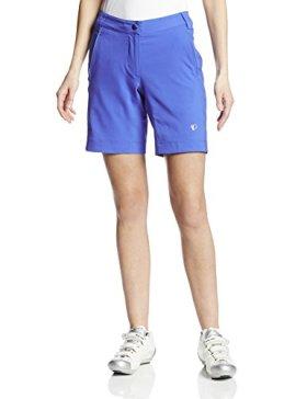 Pearl Izumi Women's W Canyon Shorts, Dazzling Blue, Small