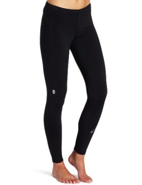 Sugoi Women's SubZero Tight (Black, X-Small)