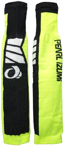 Pearl Izumi Select Thermal Lite Arm Warmer, Screaming Yellow, Small