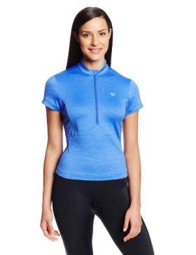 Pearl Izumi Women's W Ultrastar Jersey, Dazzling Blue, Medium