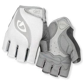 Giro Women's Tessa Gloves, White/Gray, Medium