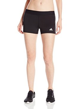 adidas Performance Women's Techfit 3″ Tight Shorts