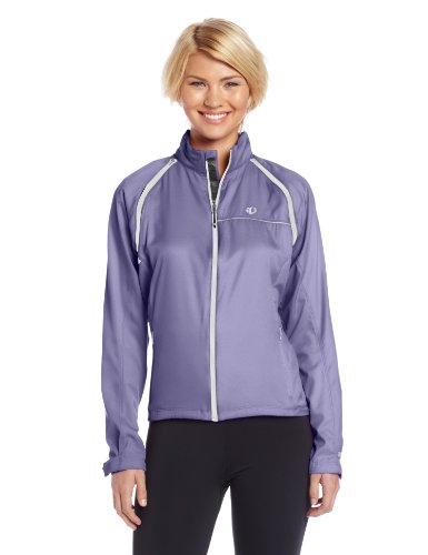 Pearl Izumi Women's W Barrier Convert Jacket, Purple Haze, X-Small