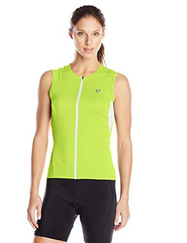 Pearl Izumi – Ride Women's Select Sleeveless Jersey, Screaming Yellow, Large