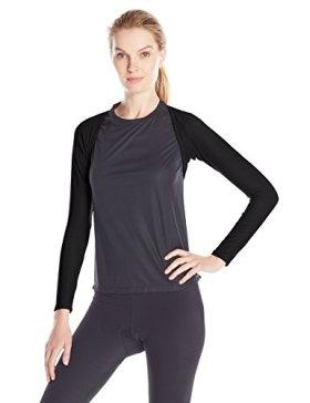 SheBeest Women's SB Shrugs Arm Warmer, Black, Large