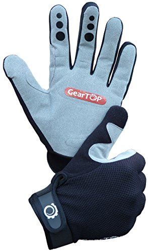 Mountain Biking – Great for Cycling, Performance Specialized Bike Gloves for Women and Men + FREE Gift! (Medium)