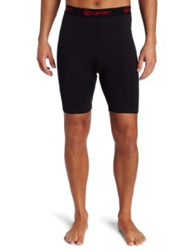 Canari Cycling Gel Liner Short Mens-Black (XXL)