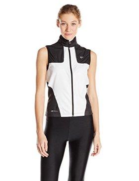 Pearl Izumi – Ride Women's Elite Barrier Vest, Black/White, Large