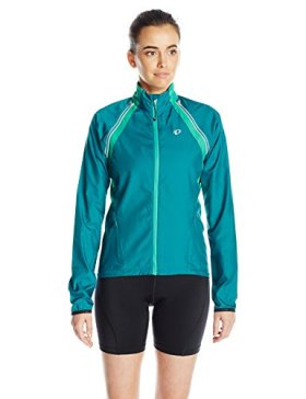 Pearl Izumi – Ride Women's Elite Barrier Convert Jacket, X-Small, Deep Lake