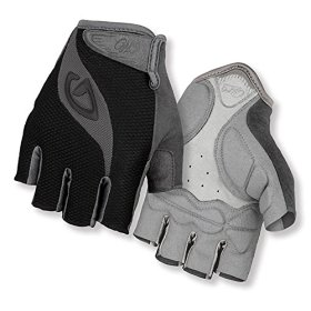 Giro Women's Tessa Gloves, Black/Charcoal, Medium