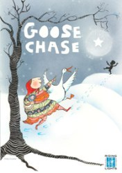 GOOSE-CHASE