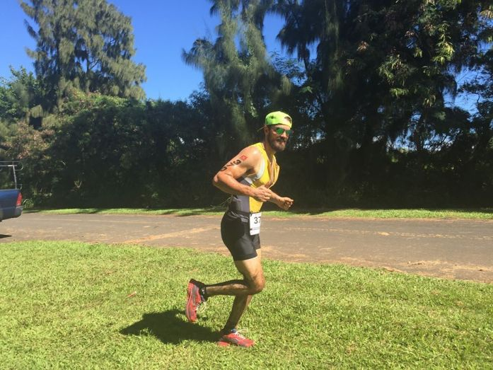 Xterra World Championship Run