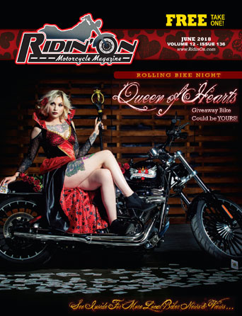 Ridin On Magazine June 2018