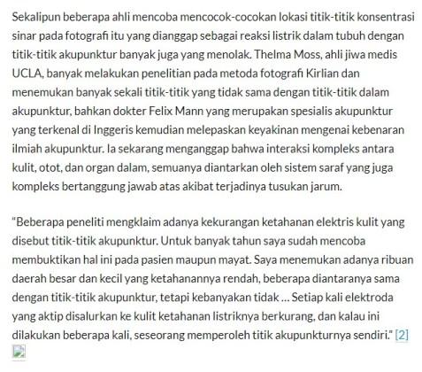Pemahaman Tenaga Metafisik yang keliru dari Perdana Akhmad 07