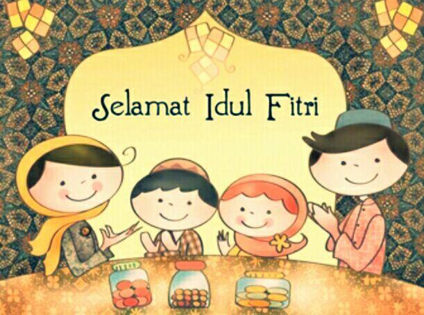 Selamat Idul Fitri Ridwan Soleh dot kom